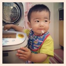 1歳6ヶ月のつまみ食い