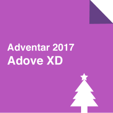 adventar2017 Adobe XD