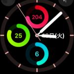 Apple Watchに生活を管理されて半年が経ちました。
