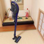 お掃除ロボット+コードレス掃除機で掃除嫌いを克服!
