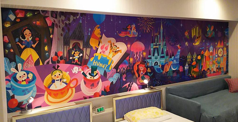 東京ディズニーセレブレーションホテルの客室