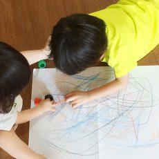 保育園の幼児のイメージ