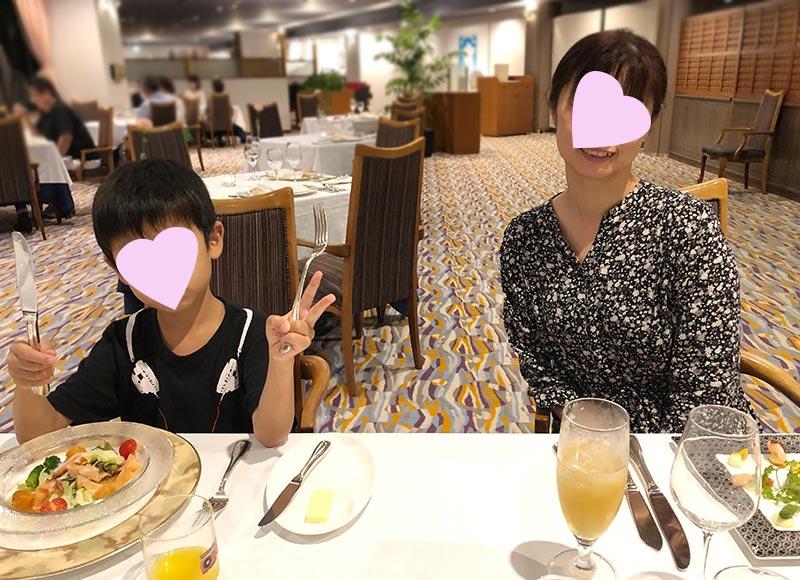 ホテル・リゾート伊勢志摩のフレンチディナー