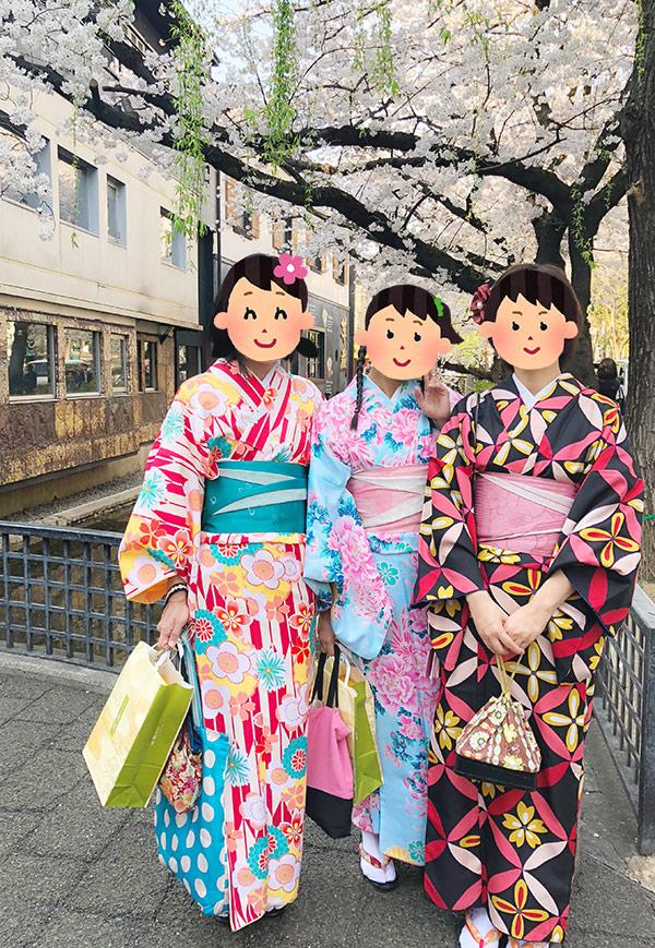 京都きものレンタル