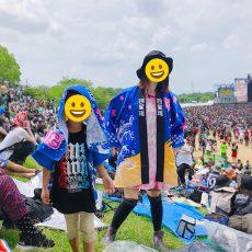 京都大作戦2019で買った四星球法被