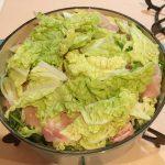 超簡単!ル・クルーゼで無水調理!白菜と豚肉の重ね煮