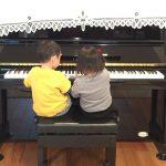 【幼児の習い事】4歳から「ピアノ教室」に通って良かったこと。