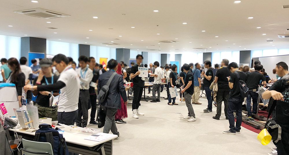 WordCamp大阪2018 会場の様子