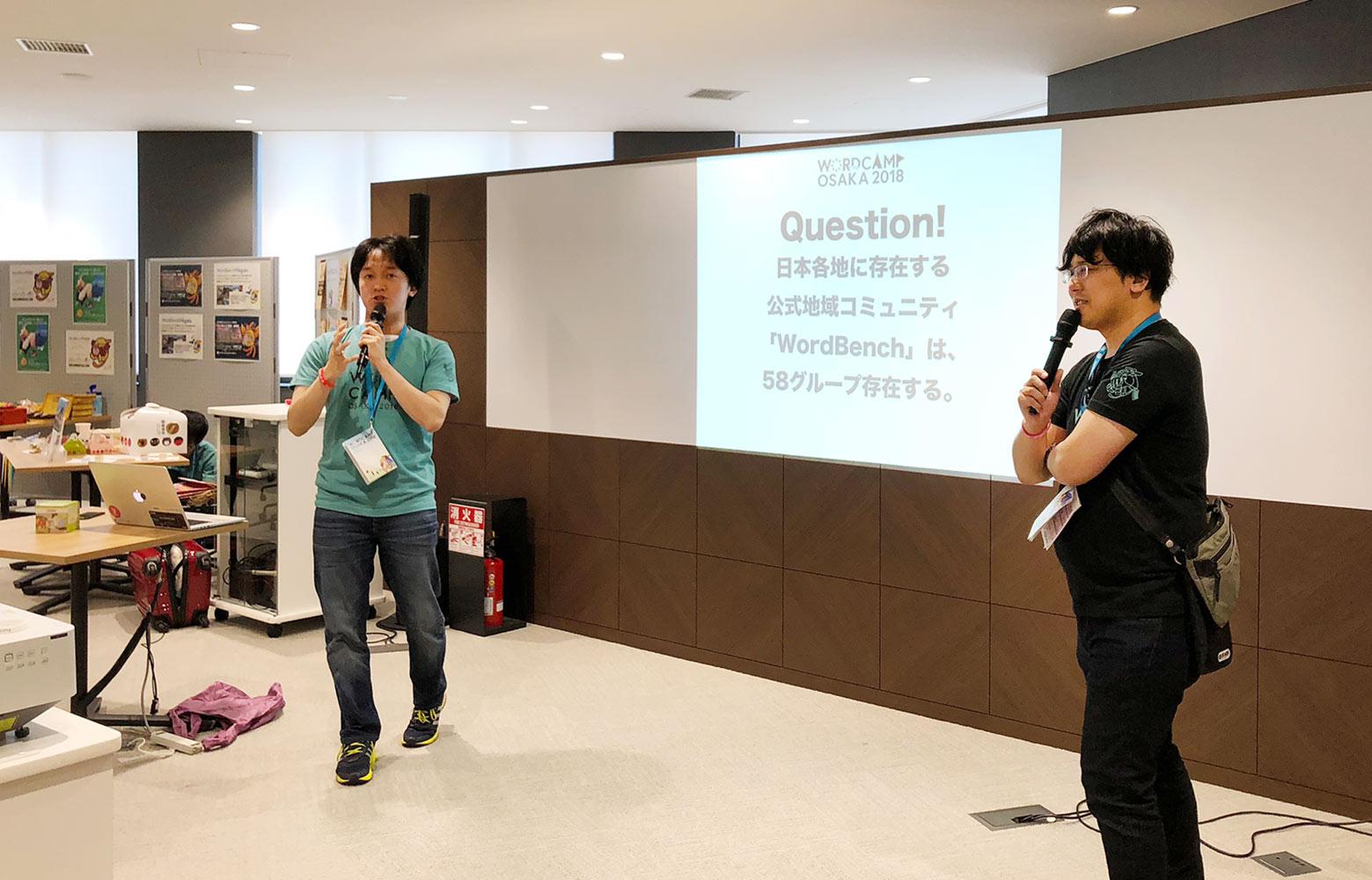 WordCamp Osakaカルトクイズ